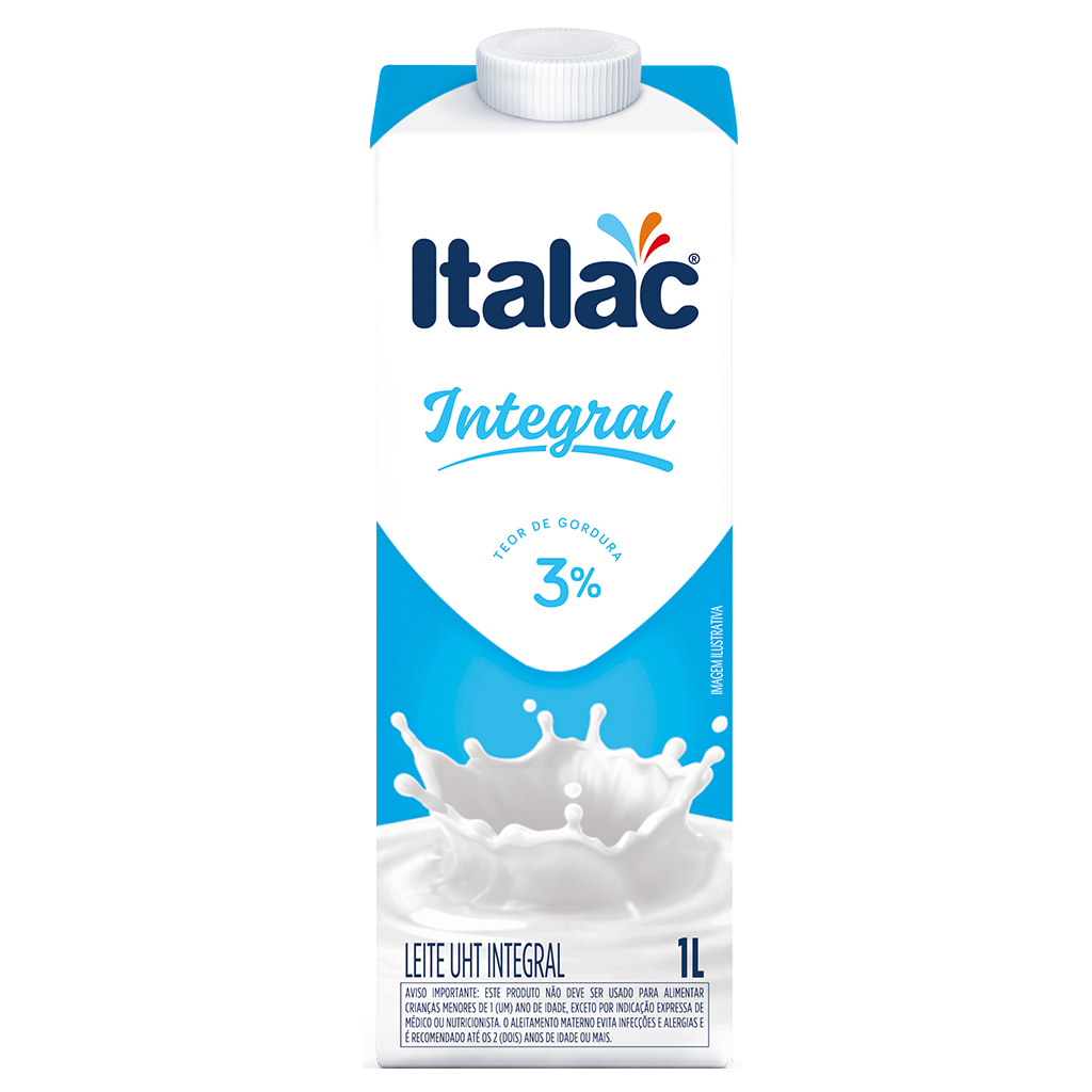 leite uht integral 1l edge � italac